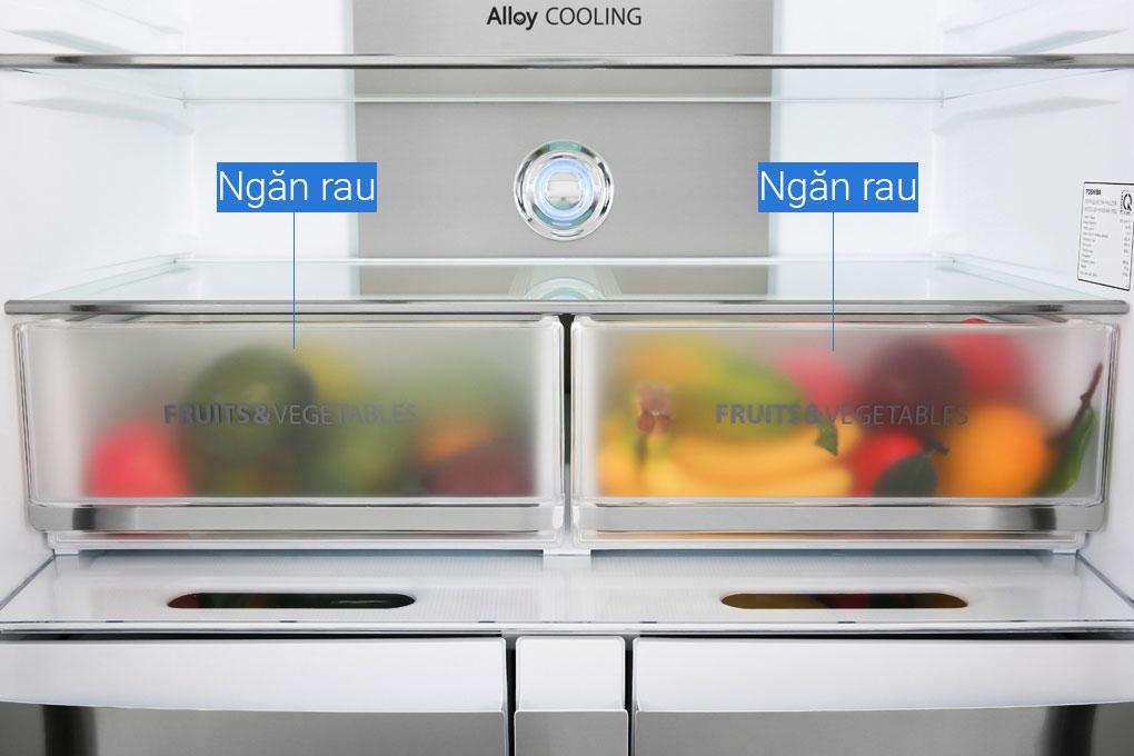 Tủ lạnh 622L