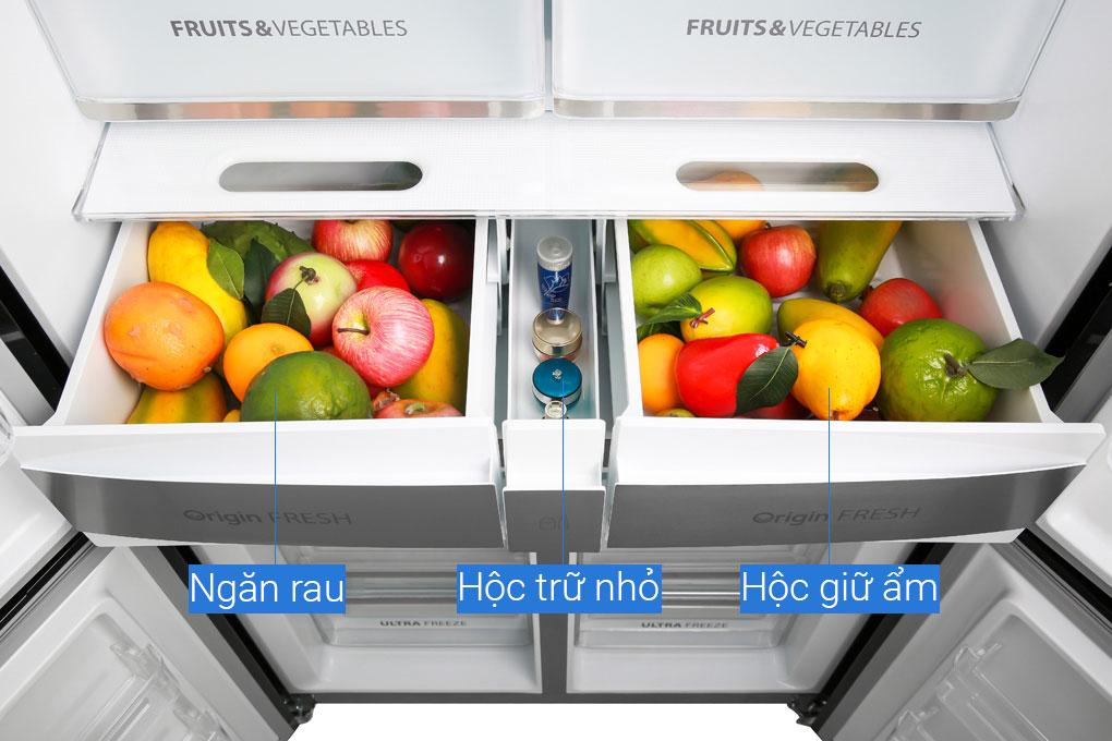Tủ lạnh kháng khuẩn