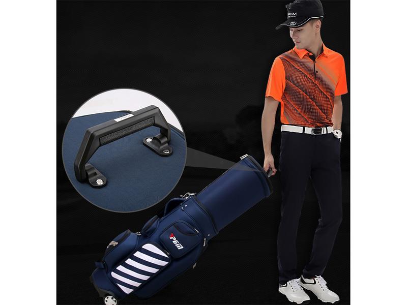 Túi golf có bánh xe