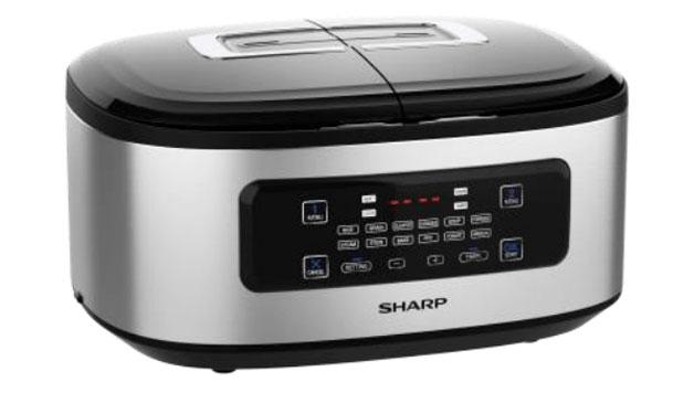 Hình ảnh nồi cơm điện tử Sharp KN-TC50VN