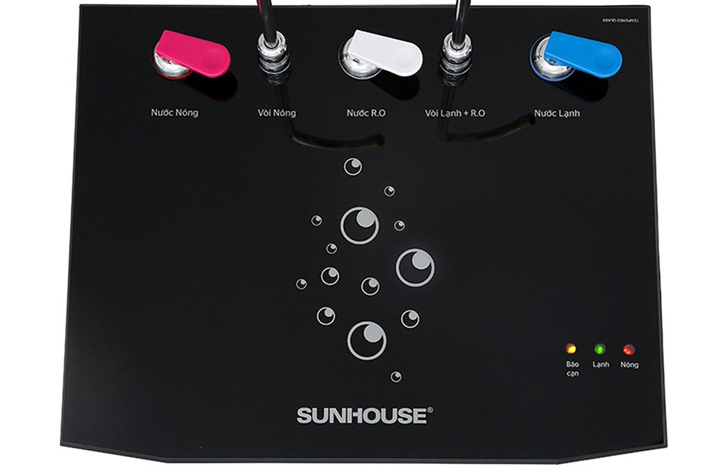 Máy lọc nước R.O 10 lõi Sunhouse SHR76210CK