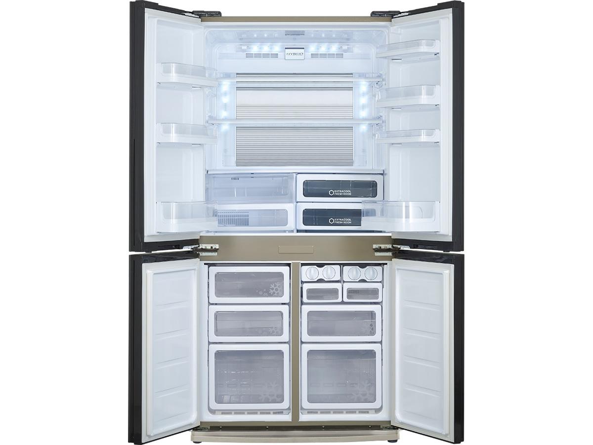 Tủ lạnh Sharp SJ-FX630V-BE