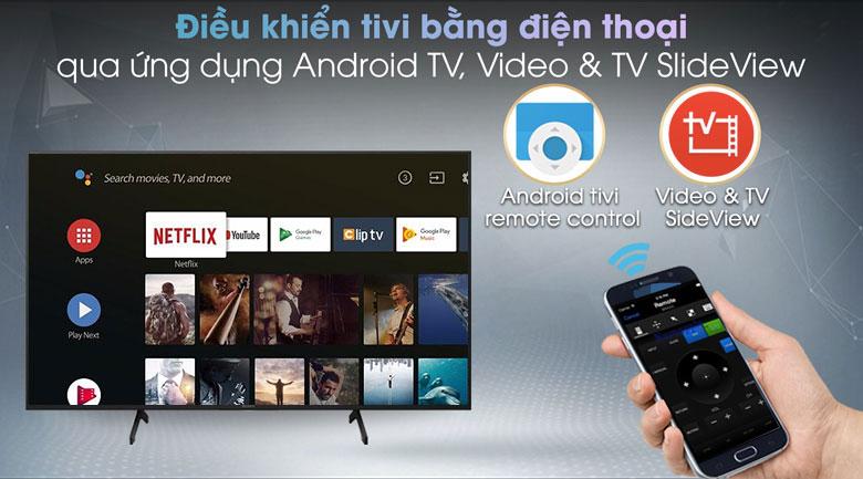 tivi tìm kiếm bằng giọng nói