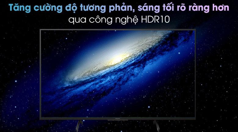 Tivi Sony 4K