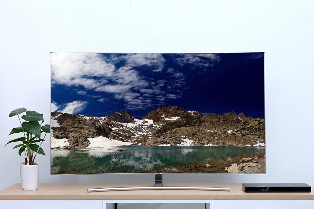 Smart Tivi Samsung QA55Q8CNAKXXV