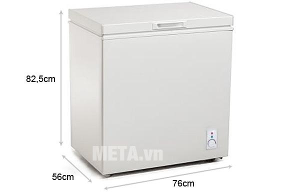 Tủ đông Panasonic SCR MFR150DH2 VN