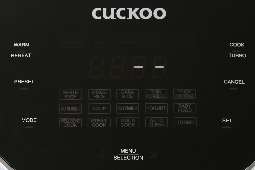 Nồi cơm điện Cuckoo CR-1010F