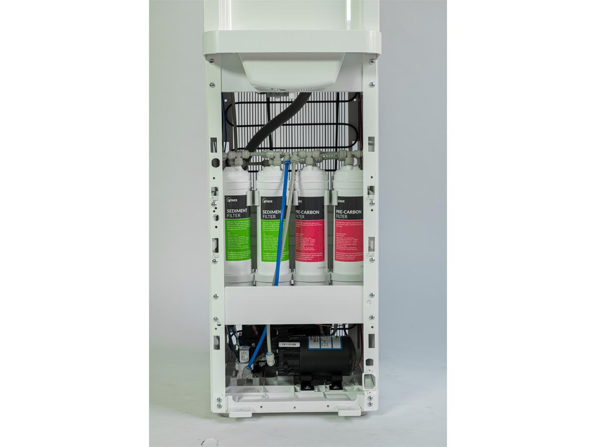 Máy lọc nước nóng lạnh Winix TR108-WV