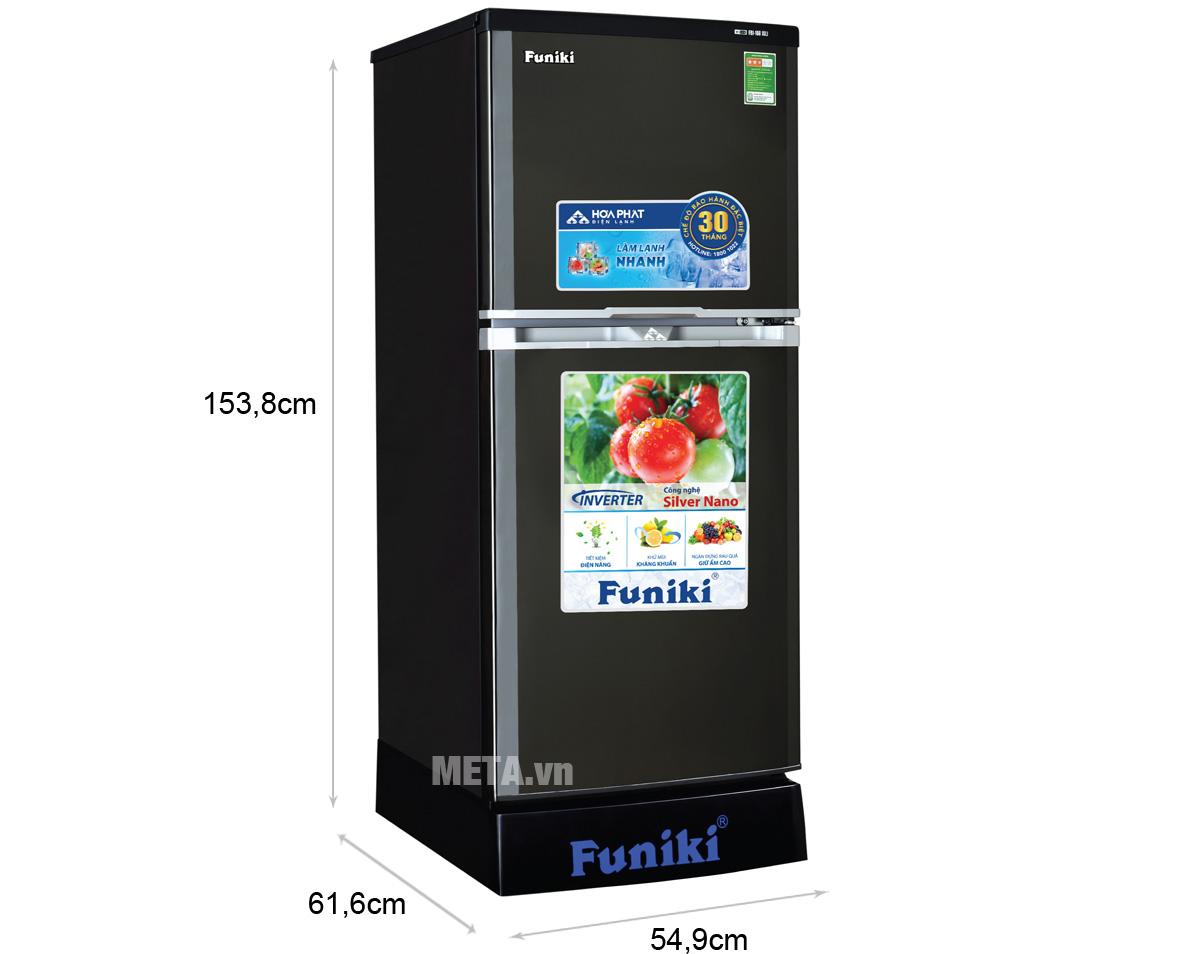 Tủ lạnh Funiki FRI-216ISU