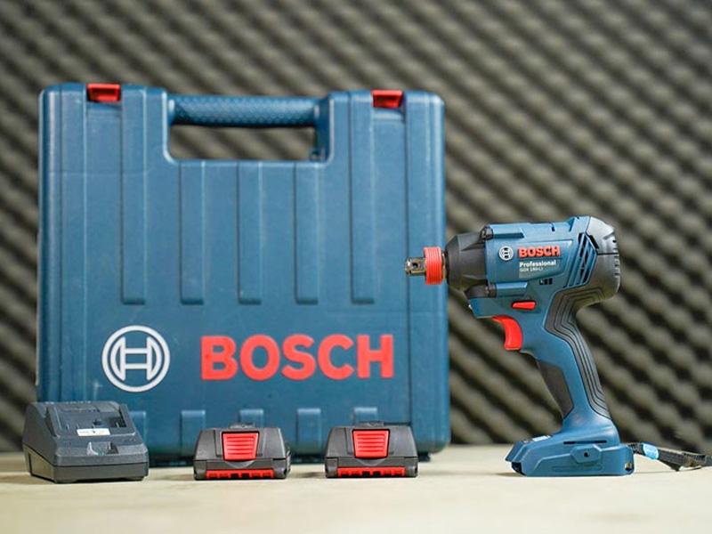 Máy siết ốc vít Bosch GDX 180-LI
