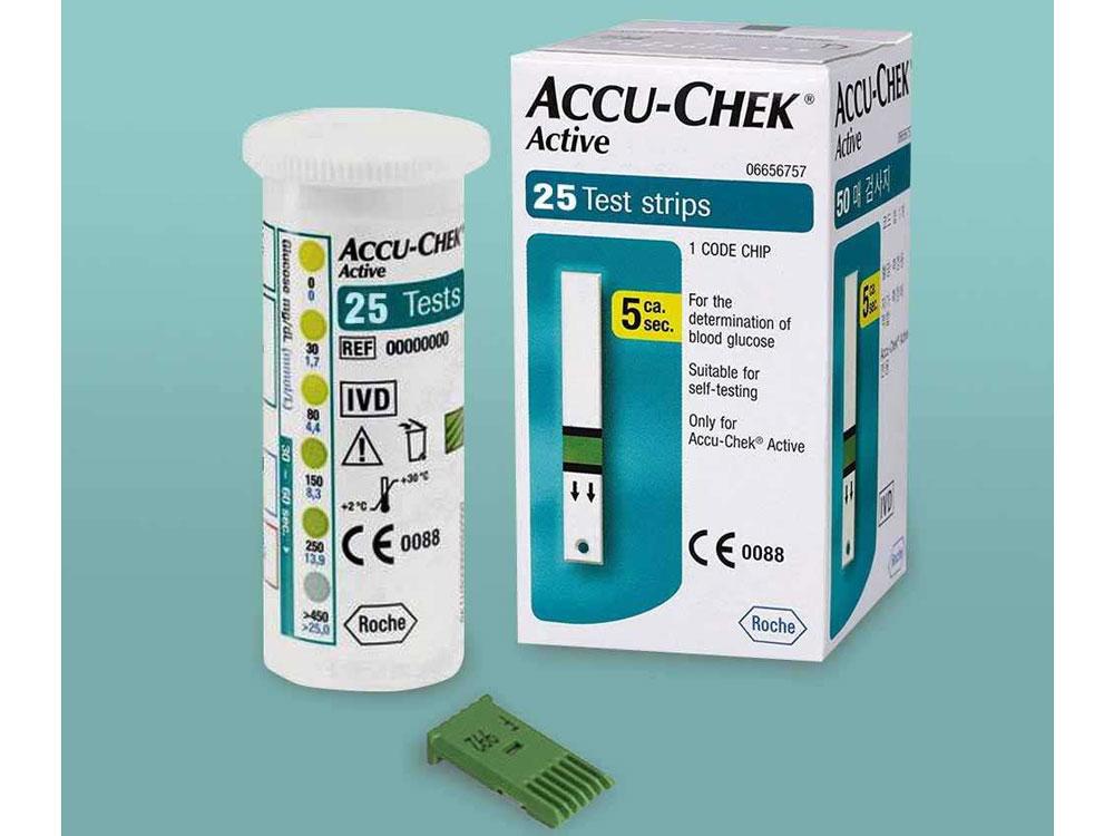 Accu-chek Active 25