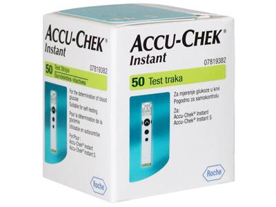 Que thử tiểu đường Accu-Chek