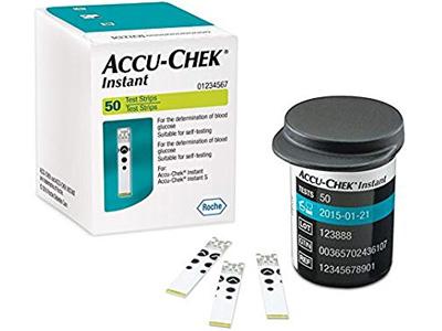 Que thử Accu-Chek