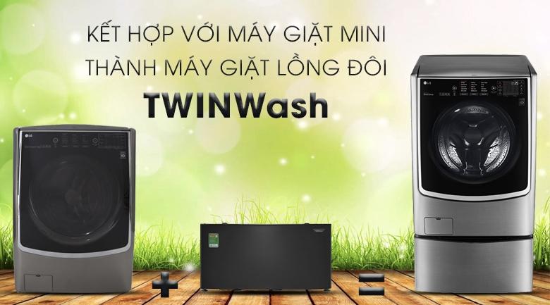 Máy giặt sấy cửa trước