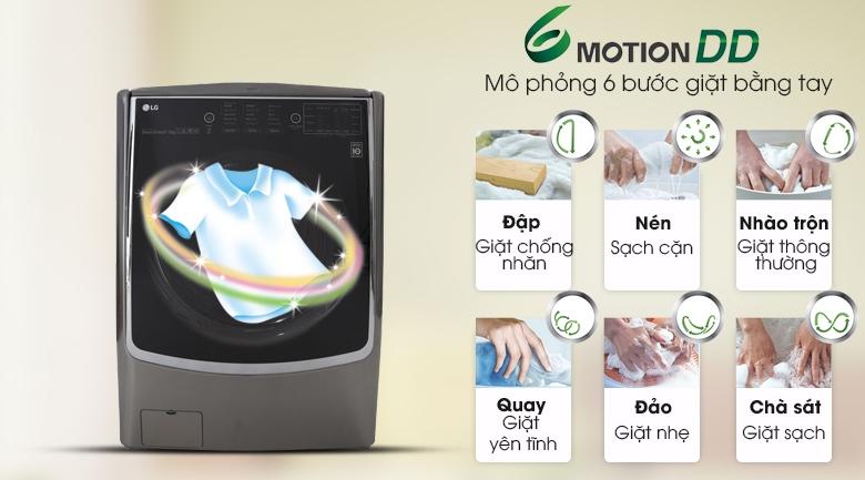 Giặt 6 chuyển động