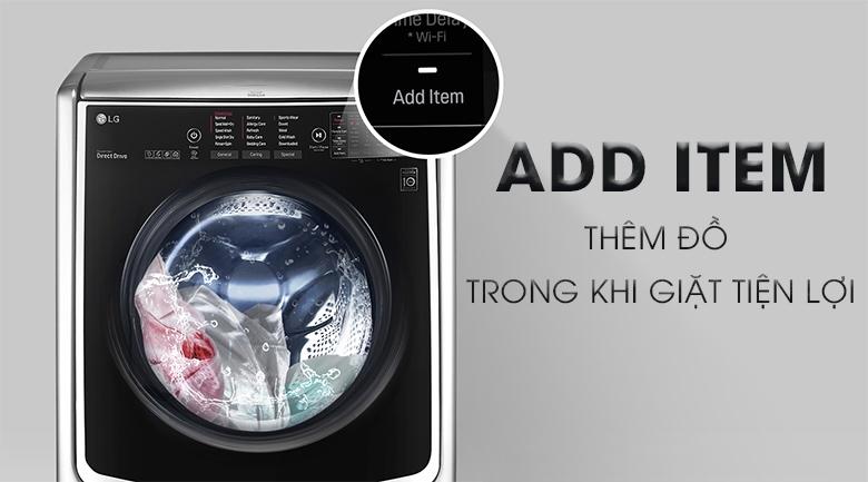 Máy giặt lồng ngang LG