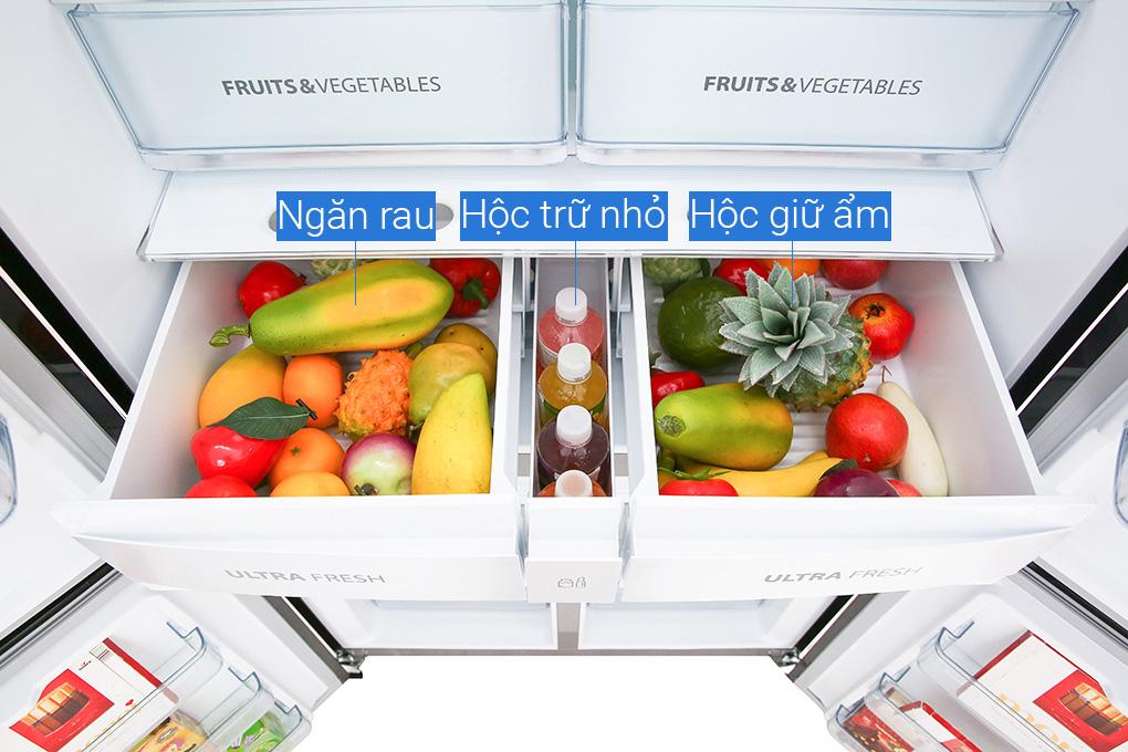 Tủ lạnh Toshiba GR-RF646WE-PGV
