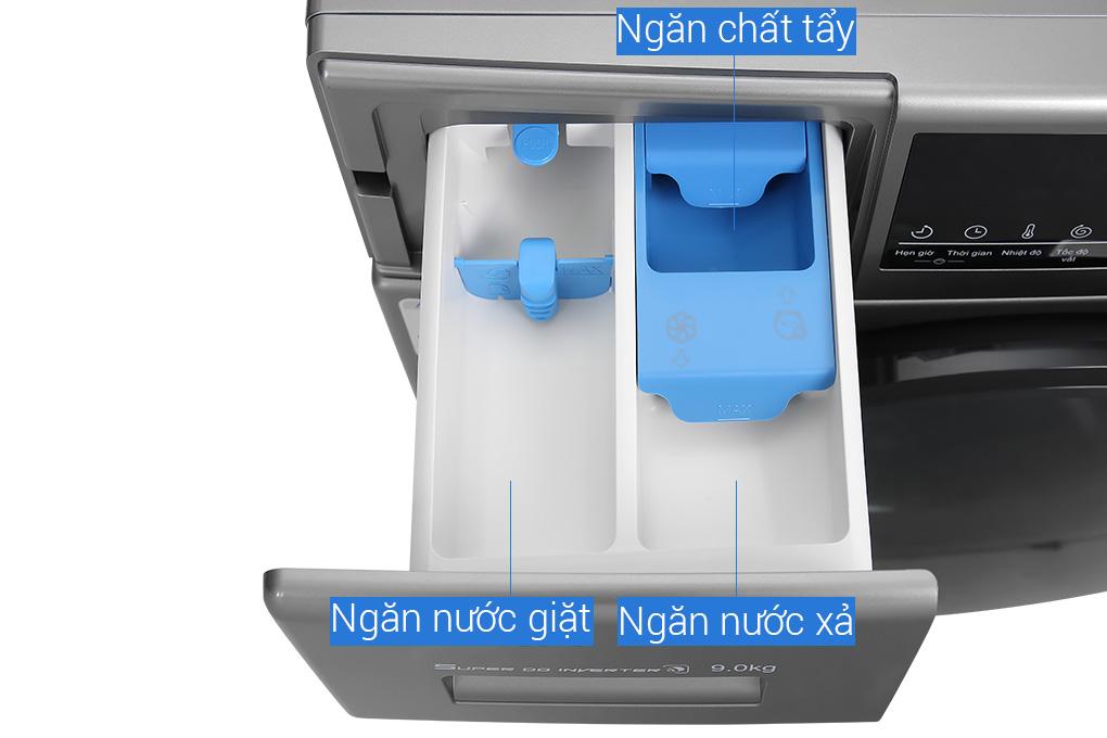 Máy giặt Aqua AQD-D900F.S