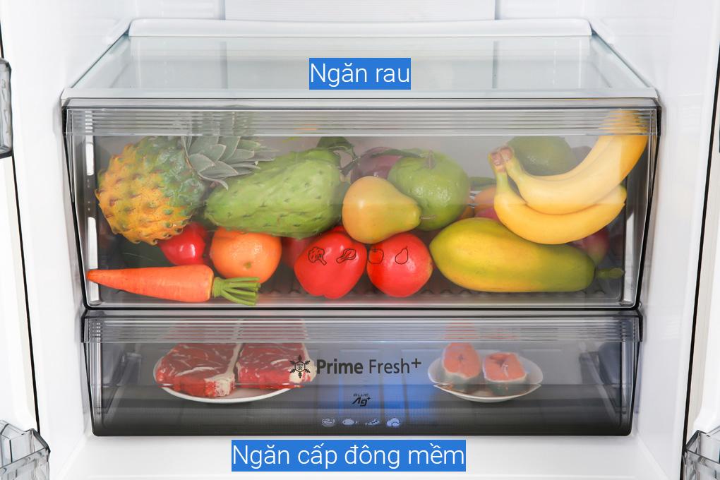 Tủ lạnh Panasonic NR-CY550GKVN