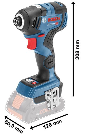 Máy siết ốc vít dùng pin Bosch GDR 18V-200C