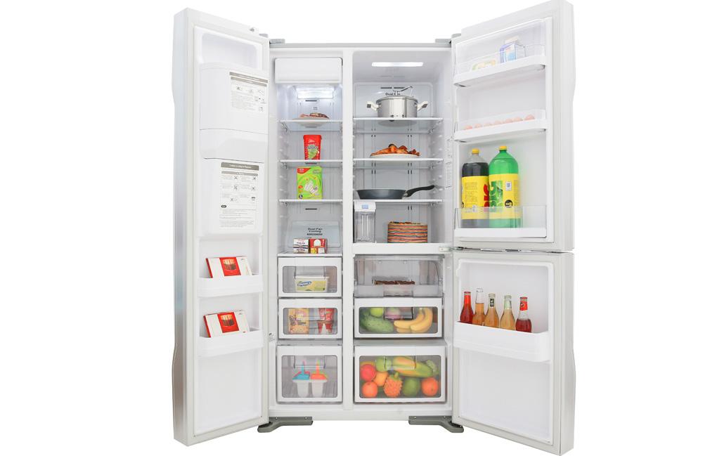 Tủ lạnh Hitachi R-FM800GPGV2-GS