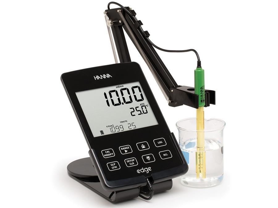 Máy đo EC, TDS, độ mặn, nhiệt độ