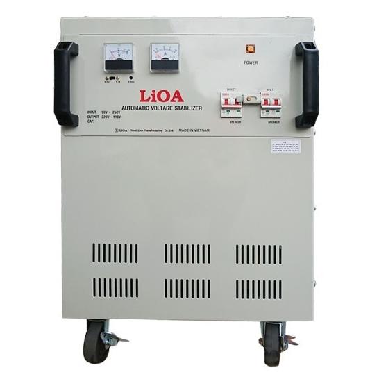 Ổn áp 1 pha Lioa DRI 30000 30 KVA có điện áp vào 90V - 250V