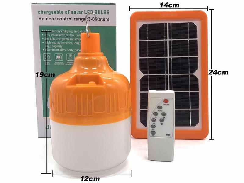 Đèn Bulb năng lượng mặt trời JinDian JD-X50