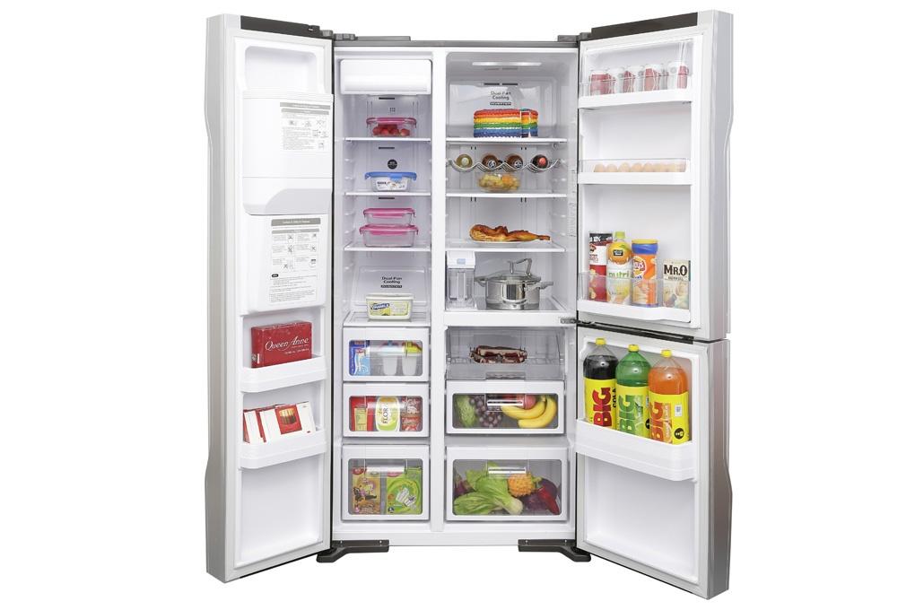 Tủ lạnh Hitachi R-FM800GPGV2X-MBW