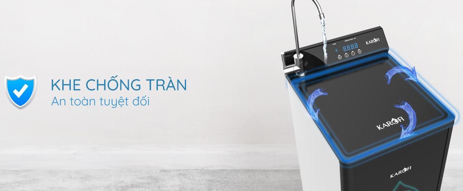 Máy lọc nước Karofi Optimus Plus O-P1310