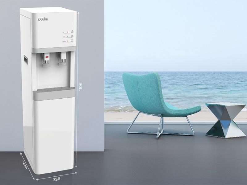 Máy nóng lạnh Karofi HCV200RO