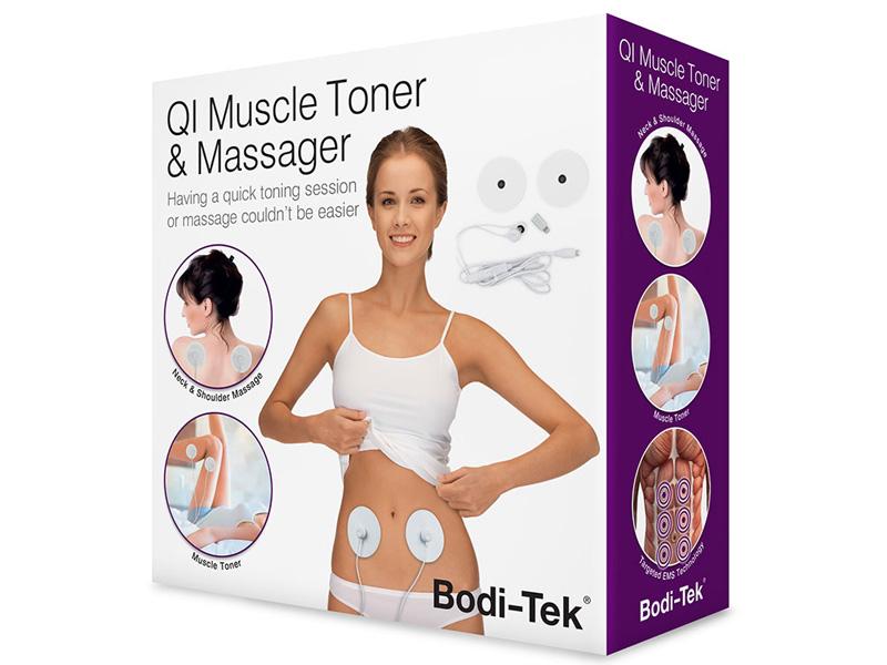 Miếng dán massage xung điện Rio