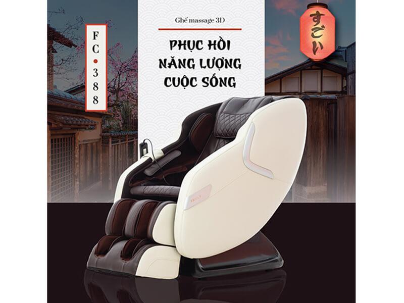 Ghế massage thông minh