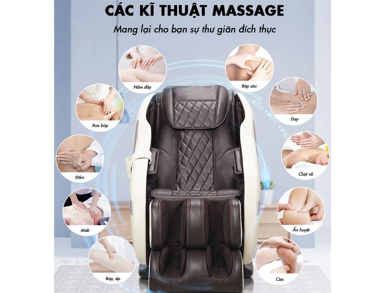 Máy Massage tự động Family