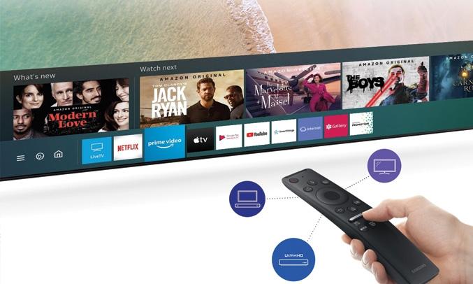 Smart Tivi Samsung QA65Q80TAKXXV