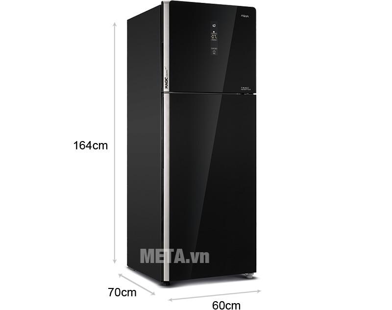 Tủ lạnh Aqua AQR-T329MA