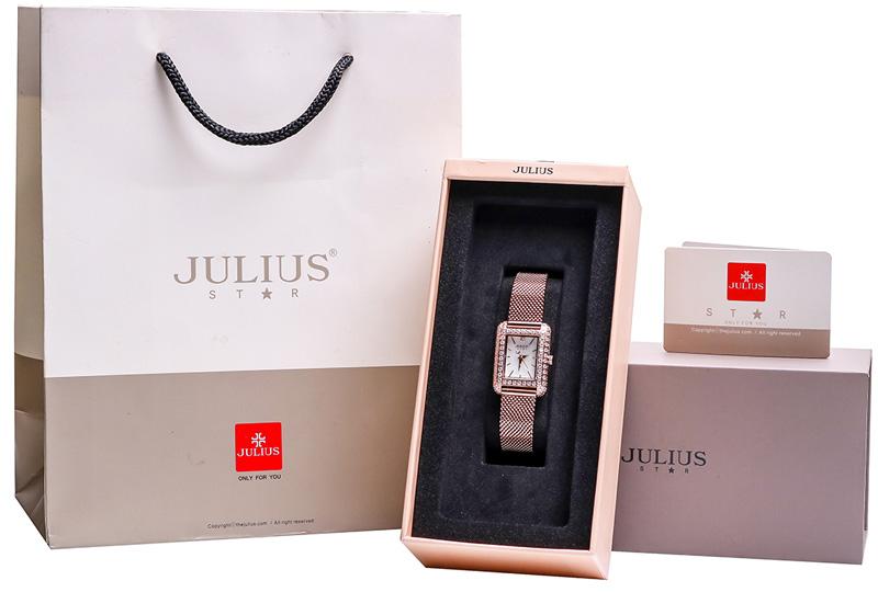 Đồng hồ nữ Julius JS-046