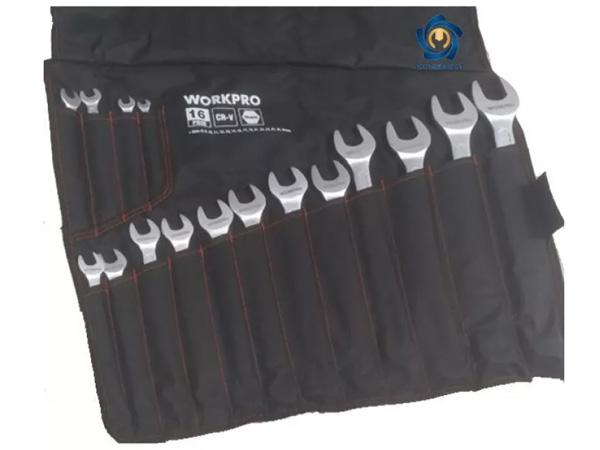 Bộ khóa vòng miệng Workpro W003315