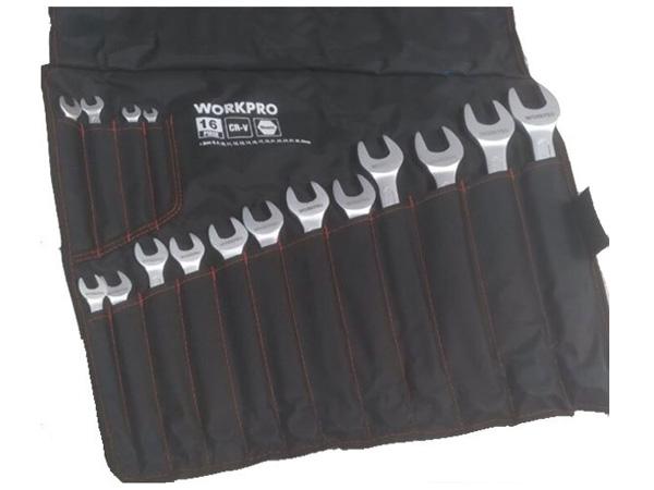Bộ khóa vòng miệng Workpro W003316