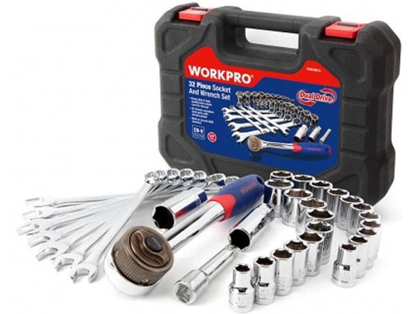 Bộ tuýp đa năng Workpro W003001