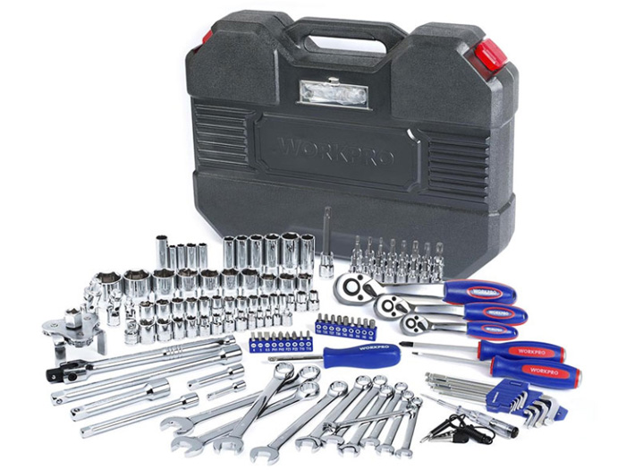 Bộ dụng cụ Workpro