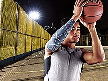 Ống tay thể thao hỗ trợ cánh tay