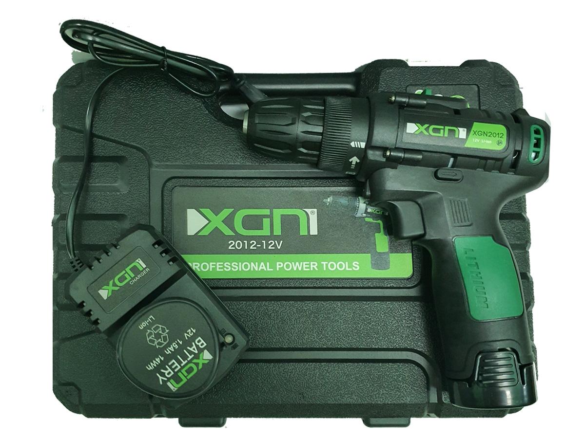 Máy khoan dùng pin XGN