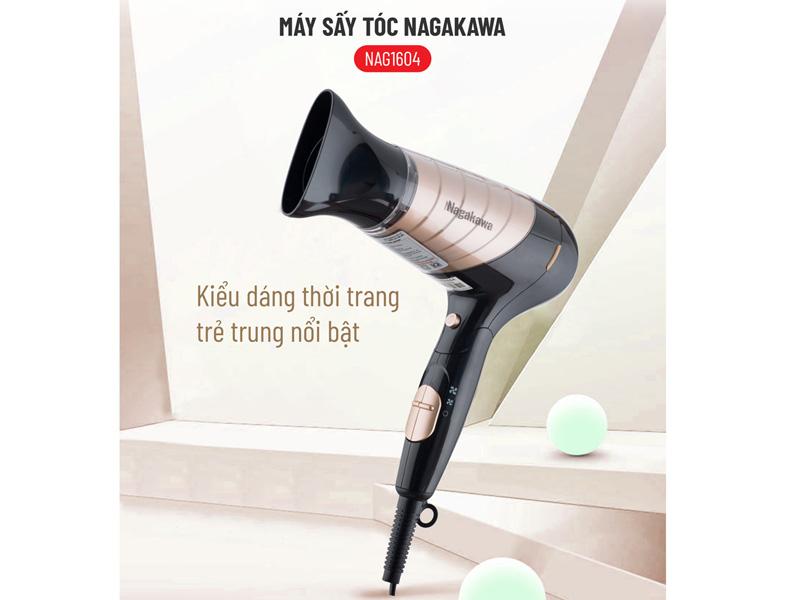 Máy sấy tóc Nagakawa NAG1604 (1600w)