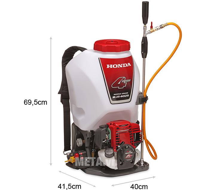 Bình phun thuốc Honda WJR4025T GCV