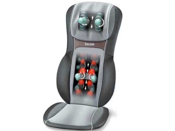 Ghế massage 3D hồng ngoại 3-in-1 Beurer MG320