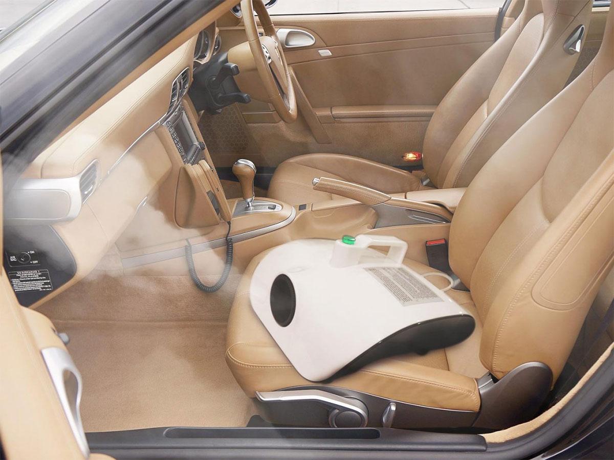 Máy khử mùi diệt khuẩn ô tô