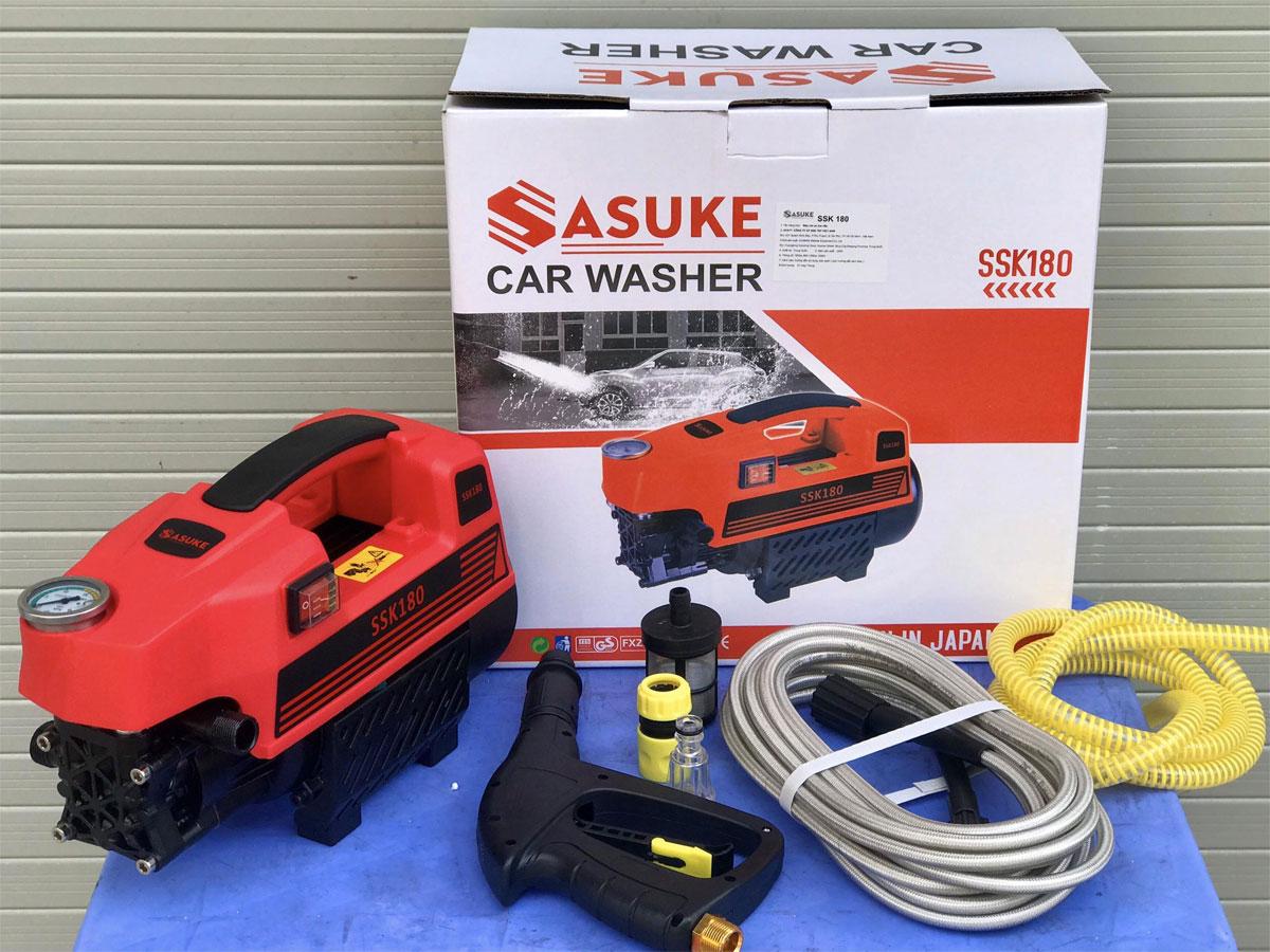 Máy rửa xe Sasuke