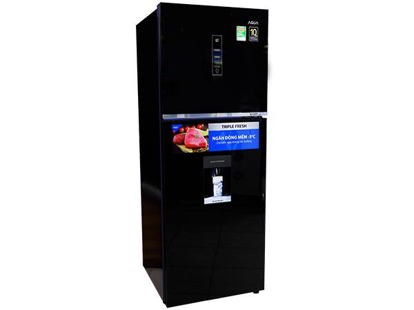 Tủ lạnh Aqua 334 lít chính hãng