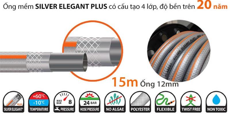 Guồng cuộn ống vòi Claber